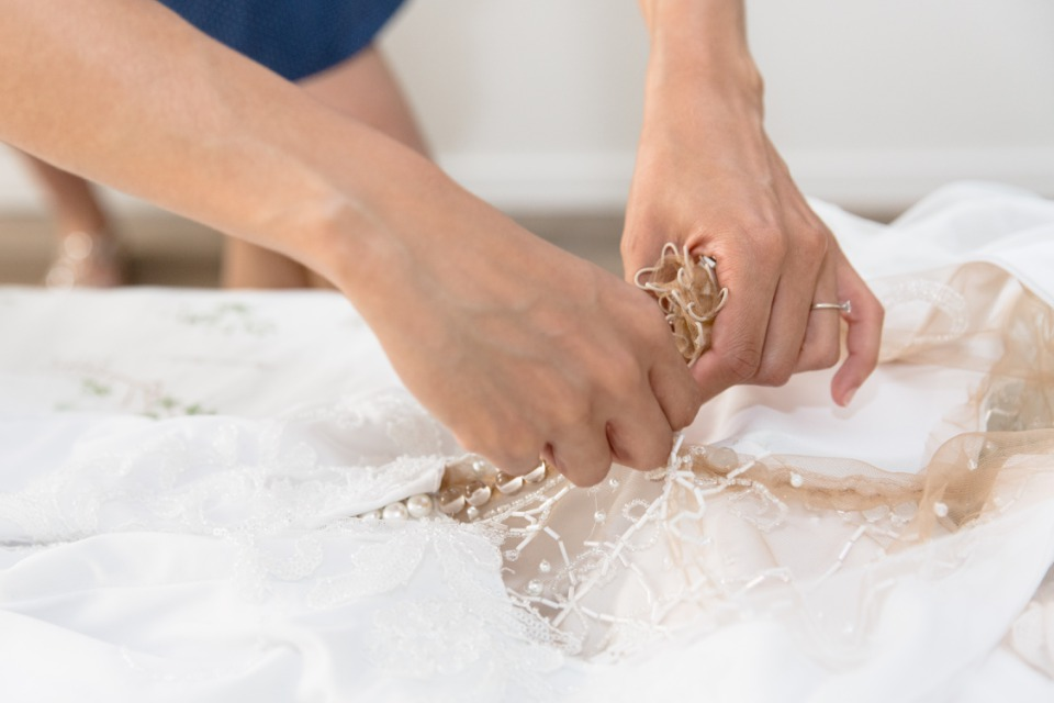 photographe mariage lausanne robe