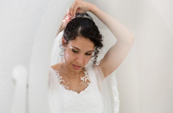 photographe mariage Lausanne le voile
