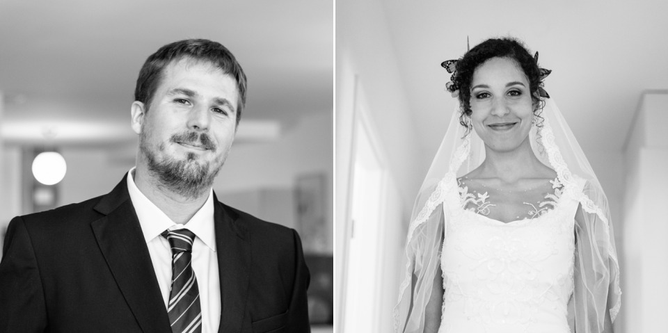 photographe mariage Lausanne habillage portraits