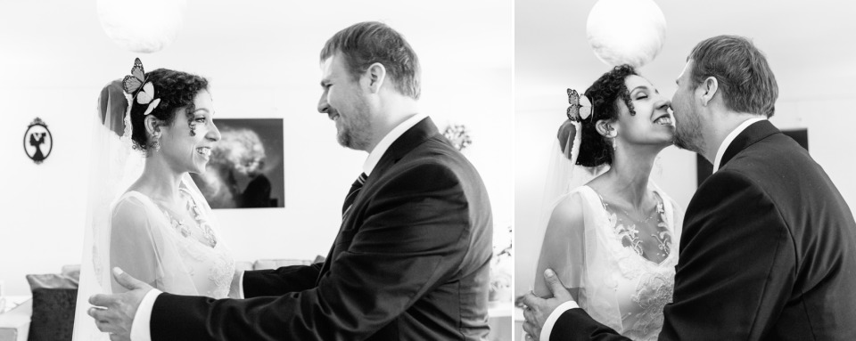 photographe mariage Lausanne first look