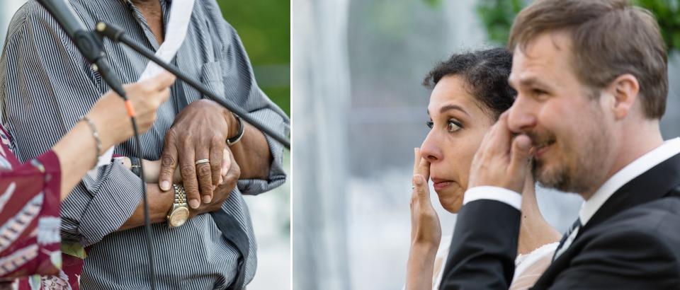 photographe mariage haute savoie discours pleurs