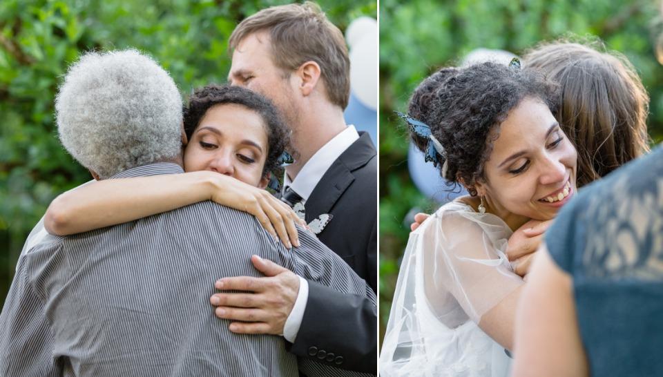photographe mariage haute savoie bisou
