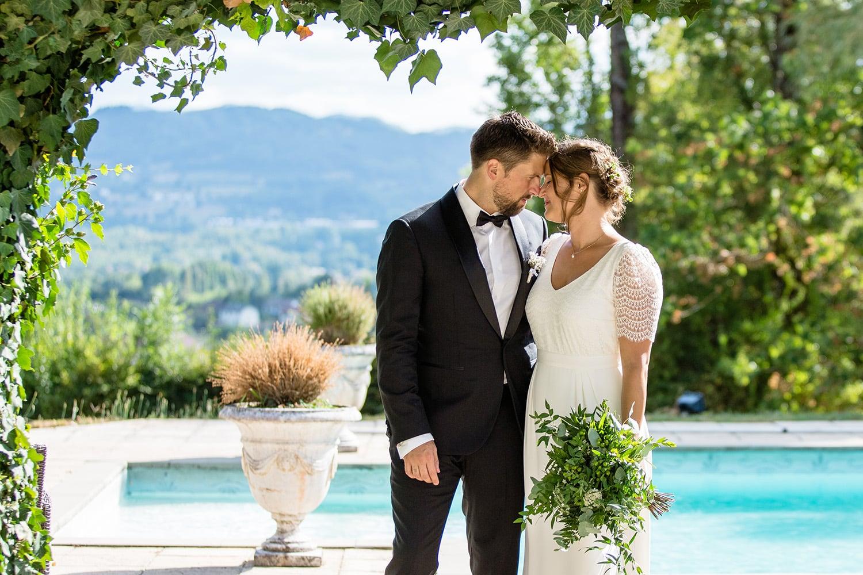 mariage au chateau des comtes de challes