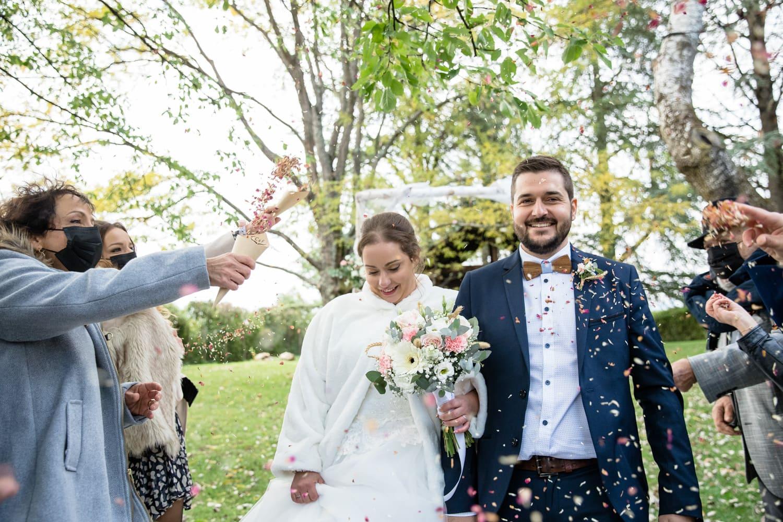 Mariage au Clos de Florie